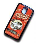 KOOLART PETROLHEAD SPEED SHOP Design For Retro Mk2 Ford Escort RS Mexico Case Cover Fits Samsung Galaxy S5